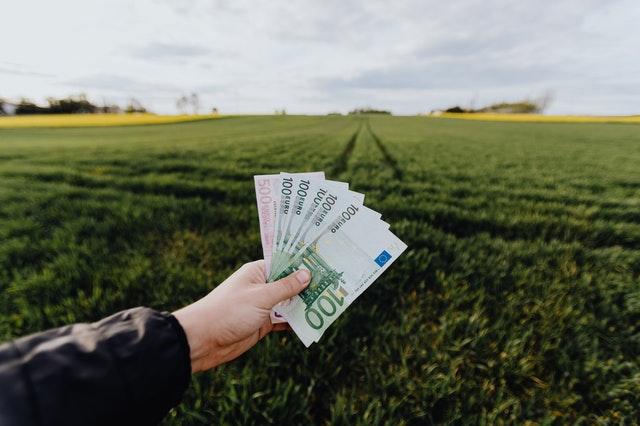 Bespovratne potpore za poljoprivredu